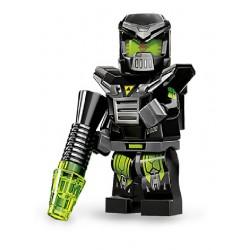 Lego Minifigures serie 11 Robot malvagio