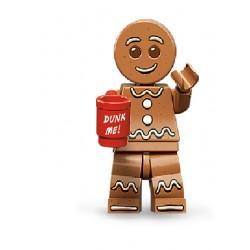 Lego Minifigures Serie 11 Omino Pan di Zenzero