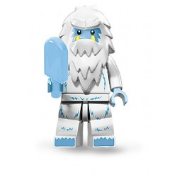 Lego Minifigures Serie 11 Yeti