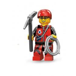 Lego Minifigures serie 11 Alpinista