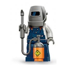 Lego Minifigures Serie 11 Saldatore