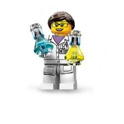 Lego Minifigures Serie 11 Scienziata