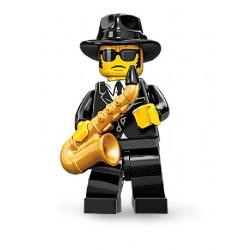 Lego Minifigures serie 11 Musicista Jazz