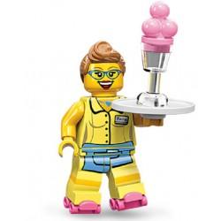 Lego Minifigures Serie 11 Cameriera