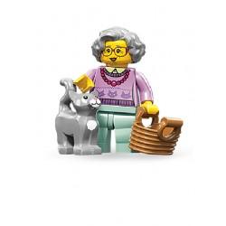 Lego Minifigures Serie 11 Nonna