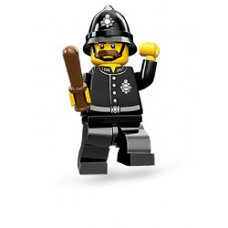 Lego Minifigures Serie 11 Poliziotto