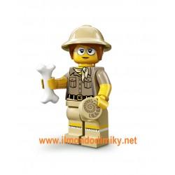 Lego Minifigures Serie 13 PALEONTOLOGA
