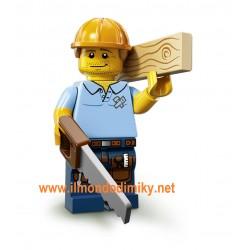 Lego Minifigures Serie 13 FALEGNAME