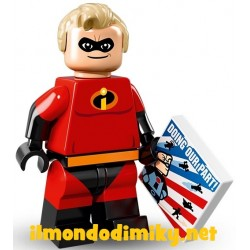 Lego Minifigures Disney MR. INCREDIBILE