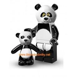 Lego The Movie UOMO PANDA