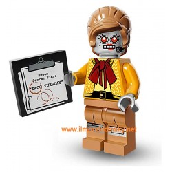 Lego The Movie VELMA STAPLEBOT