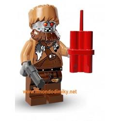 Lego The Movie WILEY FUSIBILIBOT