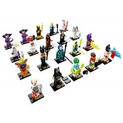 Lego Minifigures Batman the Movie 2 serie Completa