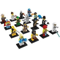 Lego Minifigures Serie 1 Serie Completa
