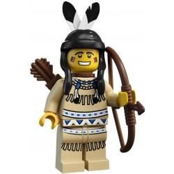 Lego Minifigures Serie 1 Indiano