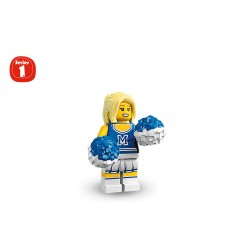 Lego Minifigures Serie 1 Cheerleader