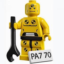 Lego Minifigures Serie 1 Manichino