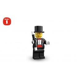 Lego Minifigures Serie 1 Mago