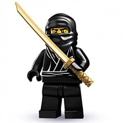 Lego Minifigures Serie 1 Ninja
