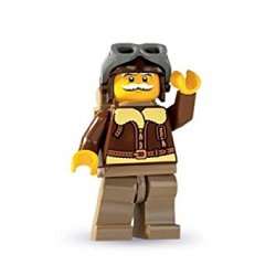 Lego Minifigures Serie 3 Pilota