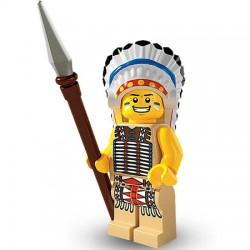 Lego Minifigures Serie 3 Capo Indiano