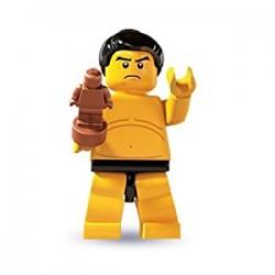 Lego Minifigures Serie 3 Sumo