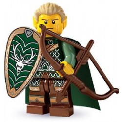 Lego Minifigures Serie 3 Elfo