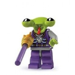 Lego Minifigures Serie 3 Alieno