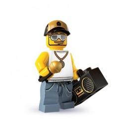 Lego Minifigures Serie 3 Rapper