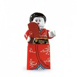 Lego Minifigures Serie 4 Geisha