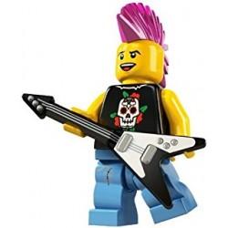 Lego Minifigures Serie 4 Rockstar