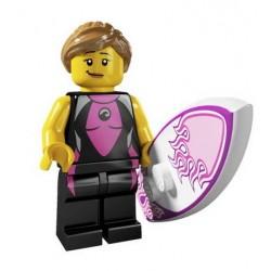 Lego Minifigures Serie 4 Surfista