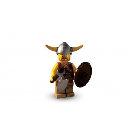 Lego Minifigures Serie 4 Vichingo