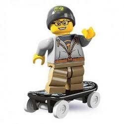 Lego Minifigures Serie 4 Skater
