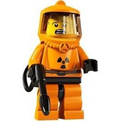 Lego Minifigures Serie 4 Anti Radiazioni