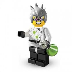 Lego Minifigures Serie 4 Scienziato Pazzo