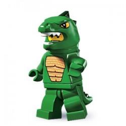 Lego Minifigures Serie 5 Uomo Lucertola