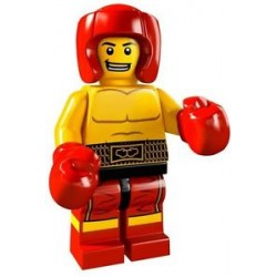 Lego Minifigures Serie 5 Boxer