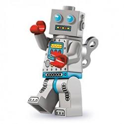 Lego Minifigures Serie 6 Robot a Molla