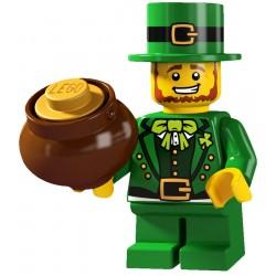 Lego Minifigures Serie 6 Leprecauno