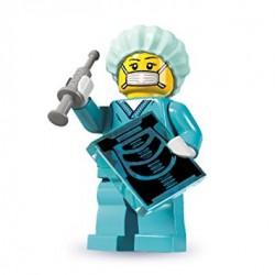 Lego Minifigures Serie 6 Chirurgo