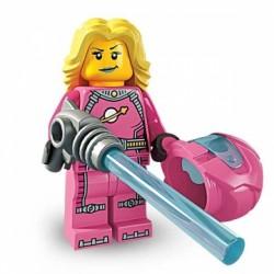 Lego Minifigures Serie 6 Ragazza Intergalattica