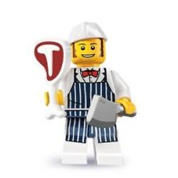 Lego Minifigures Serie 6 Macellaio
