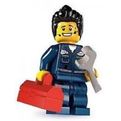 Lego Minifigures Serie 6 Meccanico