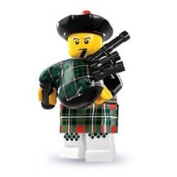 Lego Minifigures Serie 7 Scozzese