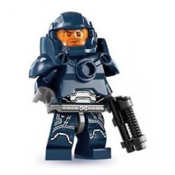 Lego Minifigures Serie 7 Soldato Galattico