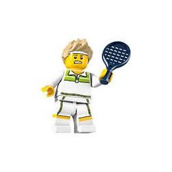 Lego Minifigures Serie 7 Tennista