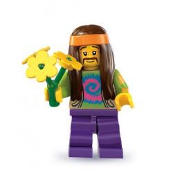 Lego Minifigures Serie 7 Hippie