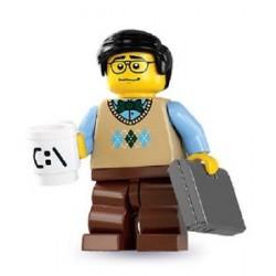 Lego Minifigures Serie 7 Programmatore