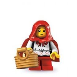 Lego Minifigures Serie 7 Cappuccetto Rosso